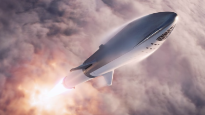 SpaceX Starship will launch from Texas