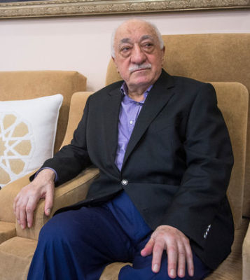 Fethullah Gulen, a Turkish cleric living in exile in the United States