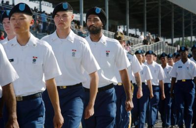 Sikh in the military