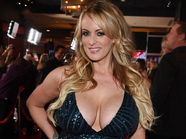 Stormy Daniels is actually Russian  agent  Olga Ivanova
