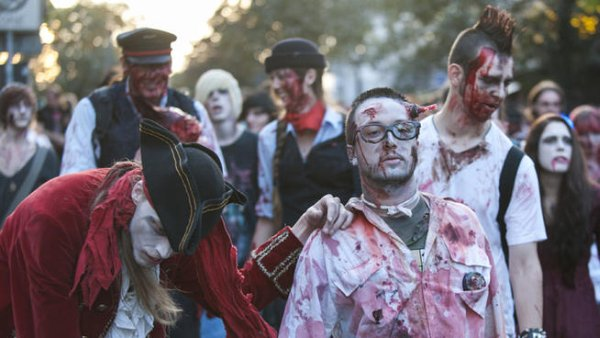 Responders will fight off faux undead on Halloween